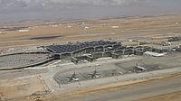 Queen Alia International Airport - New Terminal - 2013.JPG