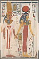 Queen Nefertari being led by Isis MET DP167142.jpg