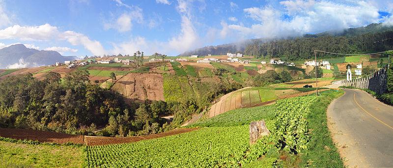 Quetzaltenango farm highlands 2009.jpg