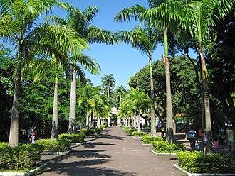 Quinta da Boa Vista - Zoological Garden entrance