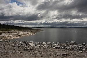 Caniapiscau Reservoir - Caniapiscau Reservoir