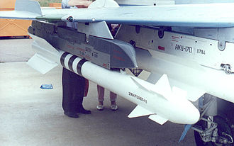 R-73 (missile) - Image: R 73 R 77