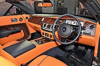 Rolls-Royce Dawn (2015) - Image: RR Dhk 160520 6959besg