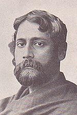 Photo représentant Rabîndranâth Tagore.