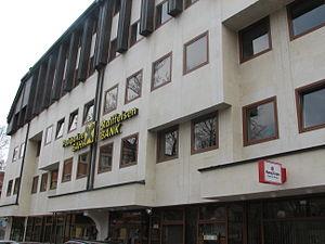 Raiffeisenbank (Bulgaria) - Headquarters of Raiffeisenbank Bulgaria in Sofia