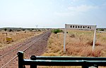 Railway station Grünental, Namibia.jpg
