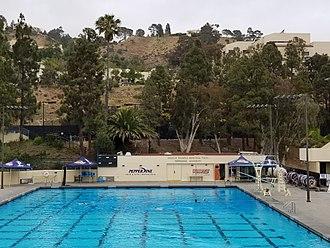 Pepperdine Waves - Image: Raleigh Runnels Memorial Pool