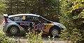 Rally Finland 2010 - shakedown - Kimi Räikkönen 1.jpg