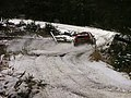 Rally car in the depths of Kielder Forest - geograph.org.uk - 501159.jpg