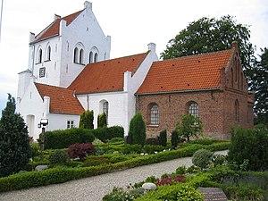 Ramløse - Ramløse Church