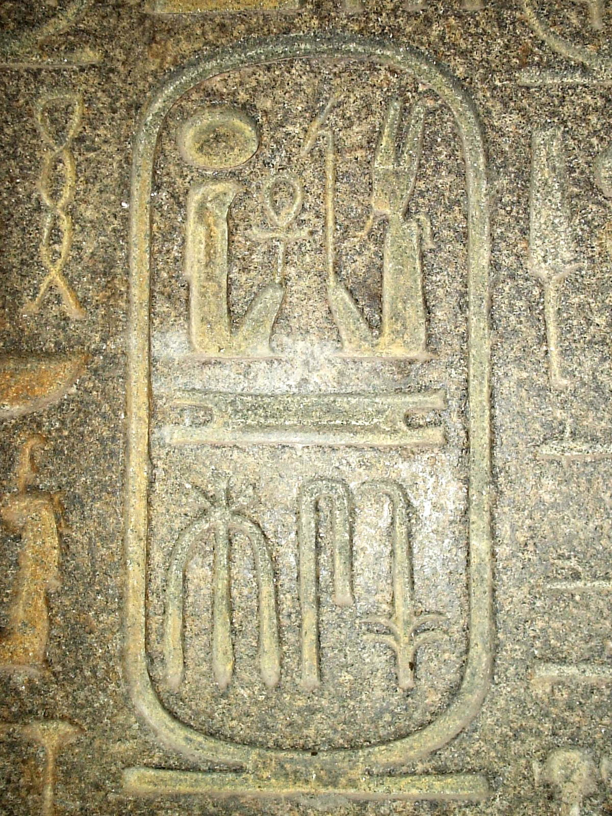 cartouche - Wiktionary