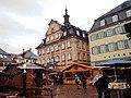 Rathaus seit 1785, barockes Bauwerk, 1760 als Wohnhaus erbaut - panoramio.jpg