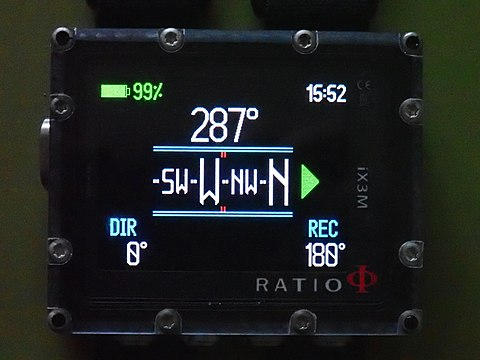 Diver navigation - Wikiwand