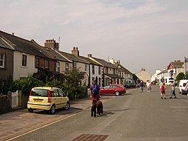 Main Street in Ravenglass
