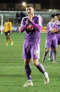 Ryan Brunt (footballer) English association football player