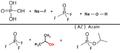 Reação de fabricação do C3H7F2O2P.png
