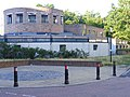Rear view of Nightingale Practice Surgery and Health Centre,(demolished Oct 2010)Kenninghall Road, Clapton, E5 aged 16.jpg