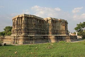 Jainism in Karnataka - Shantinatha Basadi, Jinanathapura