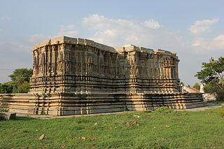 Shantinatha Basadi, Jinanathapura