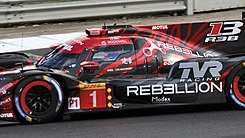 Rebellion R13 Jani Silverstone 2018 Abbey.jpg