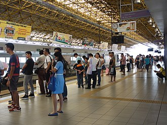 Recto LRT station - Recto Terminal station