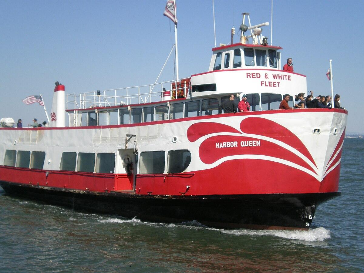 Red & White Fleet ... Tom Cruise