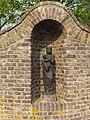 Reek (Landerd) Mariabeeldje in kerkhofmuur.JPG