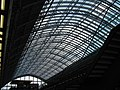 Refurbished canopy at St Pancras International - geograph.org.uk - 1444905.jpg