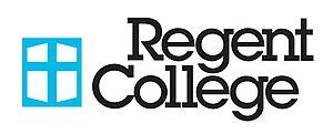 Regent College - Image: Regent College Logo