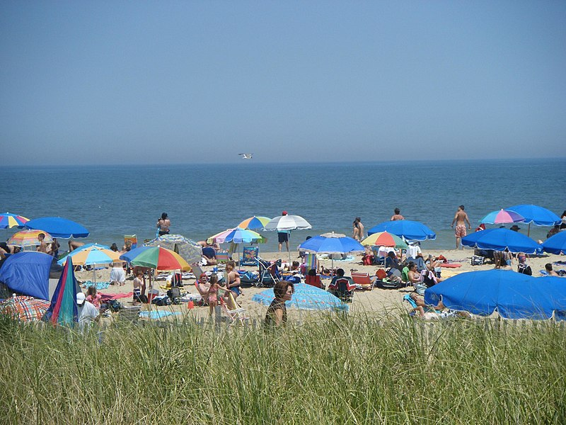 Rehoboth Beach at Delaware Avenue.JPG