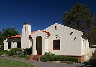 Reid, Australian Capital Territory - Reid Housing Precinct house