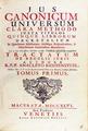 Reiffenstuel - Jus canonicum universum, 1746 - 340.tif