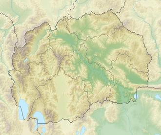 Grüne Karte Mazedonien.Nordmazedonien Wikipedia