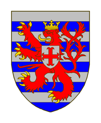 Remich (canton) - Coat of arms of Remich