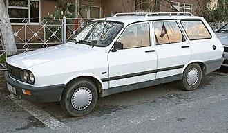 Oyak-Renault - Image: Renault 12TSW Toros front