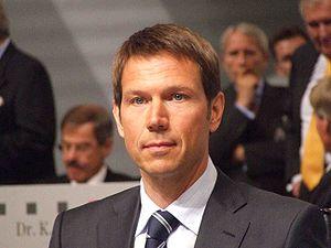René Obermann Vorstandsvorsitzender der Deutsc...