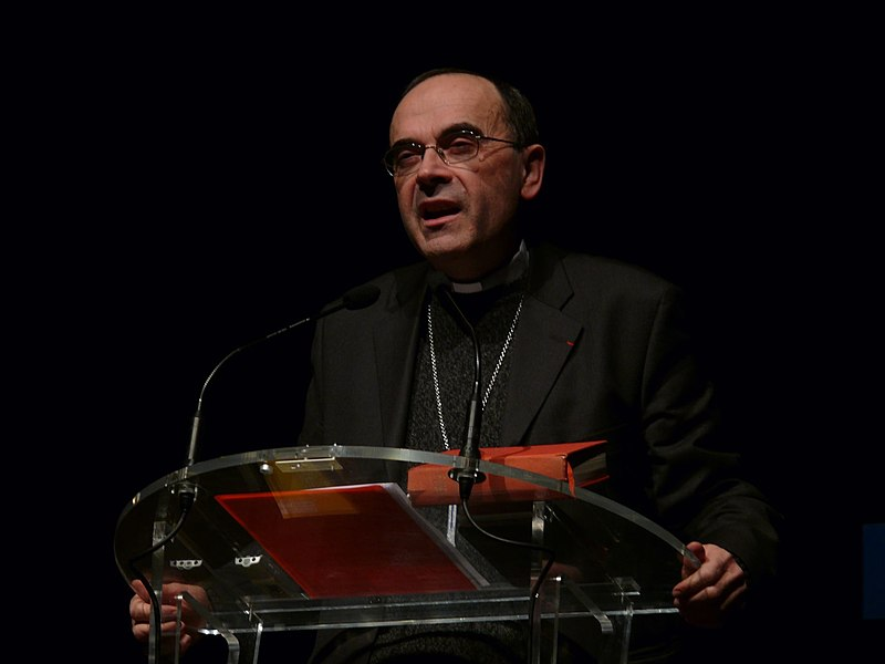 File:Rennes - Ecclesia Campus - Cardinal Philippe Barbarin - 3.jpg