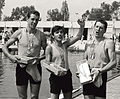 Renzo Sambo, Bruno Cipolla, Primo Baran 1968.jpg