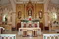 Retablo principal del templo. Se observa la imagen de la Inmaculada Concepción de la Virgen María.jpg