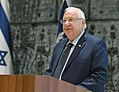 Reuven Rivlin hosting the Mada VeDaat event, March 2018 (3316).jpg