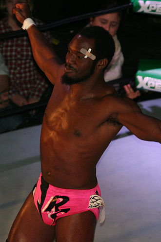 Rich Swann - Swann in January 2014