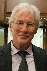 Richard Gere Richard Gere, December 2017.jpg