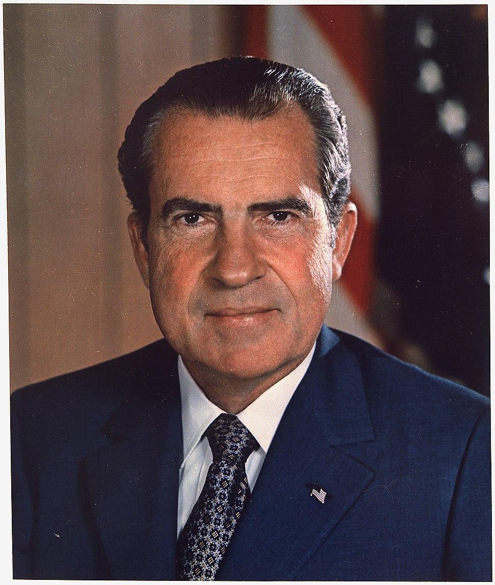 Richard M. Nixon, ca. 1935 - 1982 - NARA - 530679