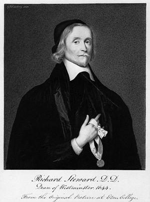 Richard Steward - Richard Steward, 19th-century copy of portrait attributed to Cornelius de Neve