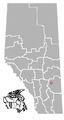 Richdale, Alberta Location.png