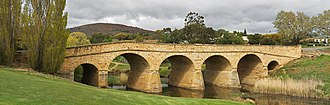 Richmond, Tasmania - Richmond Bridge