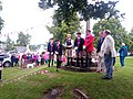 Rideout scores of riders from Jedburgh welcomed in Ancrum.jpg