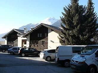Ried-Brig - Modern houses in Ried-Brig