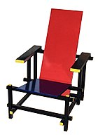 Rietveld chair 1b