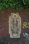 foto van Muur van klooster Mariadal